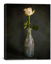 Message in a Bottle, Canvas Print