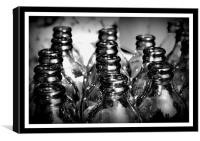 bring a bottle or two!, Canvas Print