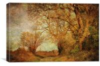Hempstead, Norfolk 30, Canvas Print