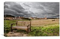 Moody Cley Windmill, Canvas Print