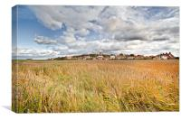 Colourful Cley, Canvas Print