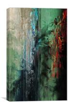Abstraction, Canvas Print