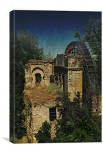 The old Watermill Cordoba, Canvas Print