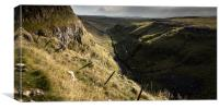North Yorkshire View, Canvas Print