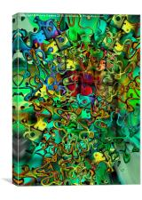 Outer Limits II, Canvas Print