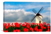 My Little Holland, Canvas Print