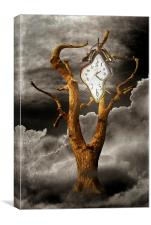 Season of Time, Canvas Print