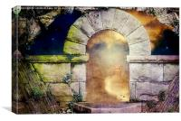 Dream and Beyond, Canvas Print