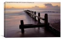 Dawlish Warren, Canvas Print