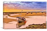 Wells Next To Sea, Canvas Print