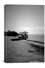 The Great Orme Tramway, Canvas Print