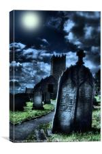 In The Midnight Hour, Canvas Print