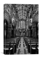 Cathedral, Canvas Print