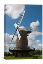 Wilton Windmill, Canvas Print