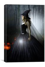The Witching Hour, Canvas Print