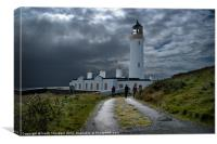 Mull of galloway Lighthouse, Canvas Print