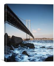 Forth Road Bridge, Canvas Print