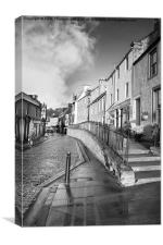 South Queensferry, Canvas Print