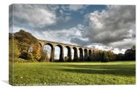 Penistone Viaduct, Canvas Print