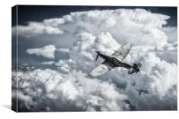 Spitfire The Great, Canvas Print