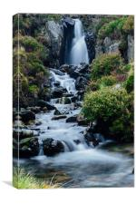 Devils Kitchen falls, Canvas Print