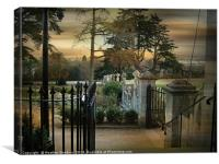 Ashton Court, Canvas Print