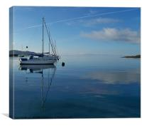 Perfect Morning, Canvas Print