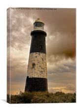 The Old Lighthouse, Canvas Print