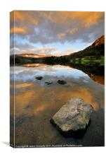 Autumn Colours At Rydalwater, Canvas Print