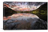 Rydalwater Reflections, Canvas Print