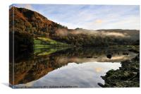 Rydalwater Views, Canvas Print