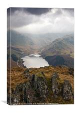 Haweswater, lake District, Canvas Print