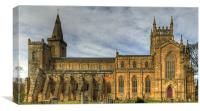 Abbey Church of Dunfermline, Canvas Print