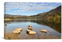Rydal Water II, Canvas Print
