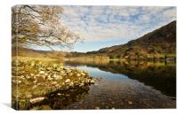 Rydal Reflections, Canvas Print