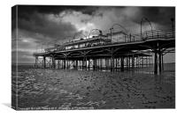 Cleethorpes Pier Canvases & Prints, Canvas Print