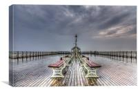 Penarth Pier 2, Canvas Print