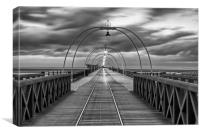 Southport Pier, Canvas Print