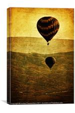 Soaring Heights, Canvas Print