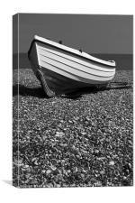 Waiting to Launch, Canvas Print