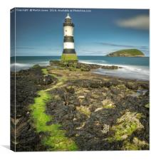 From Penmon to Puffin Island, Canvas Print
