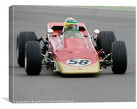 Lotus Type 57, Canvas Print