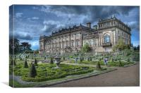 Harewood House #1, Canvas Print