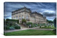 Harewood House #2, Canvas Print