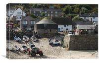 Sennen Cove, Canvas Print