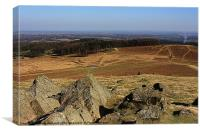 East Leicestershire and beyond, Canvas Print
