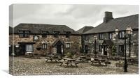 Jamaica Inn, Canvas Print