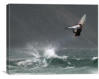 Take off., Canvas Print