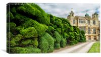 Audley End House, Canvas Print