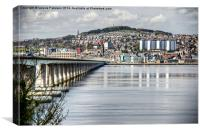 City of Dundee, Canvas Print